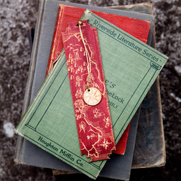 Hnd Made Wooden Bookmarks @ Wonderful PDX Jewely and Gifts, Portland, OR
