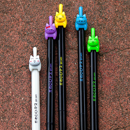 Tail Click Cat Pens @ Wonderful PDX Jewelry and Gifts