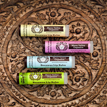 Moon Valley Organic Lip Balm @ Wonderful PDX Jewelry and Gifts