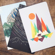 Lay Flat Journals @ Wonderful PDX Jewelry and Gifts