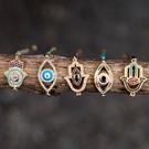 Evil Eye and Hamsa Bracelets @ Wonderful PDX Jewelry and Gifts
