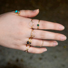 Brass Rings @ Wonderful PDX Jewely and Gifts, Portland, OR