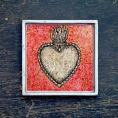 Sacred Heart Coaster at Wonderful PDX