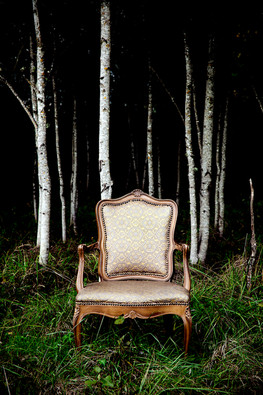 The Emperor's Chair by Visioluxus