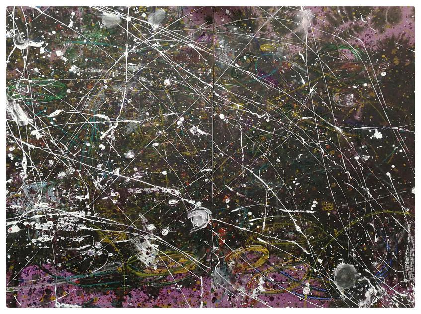 series #4 80cm x 100cm mix-medium