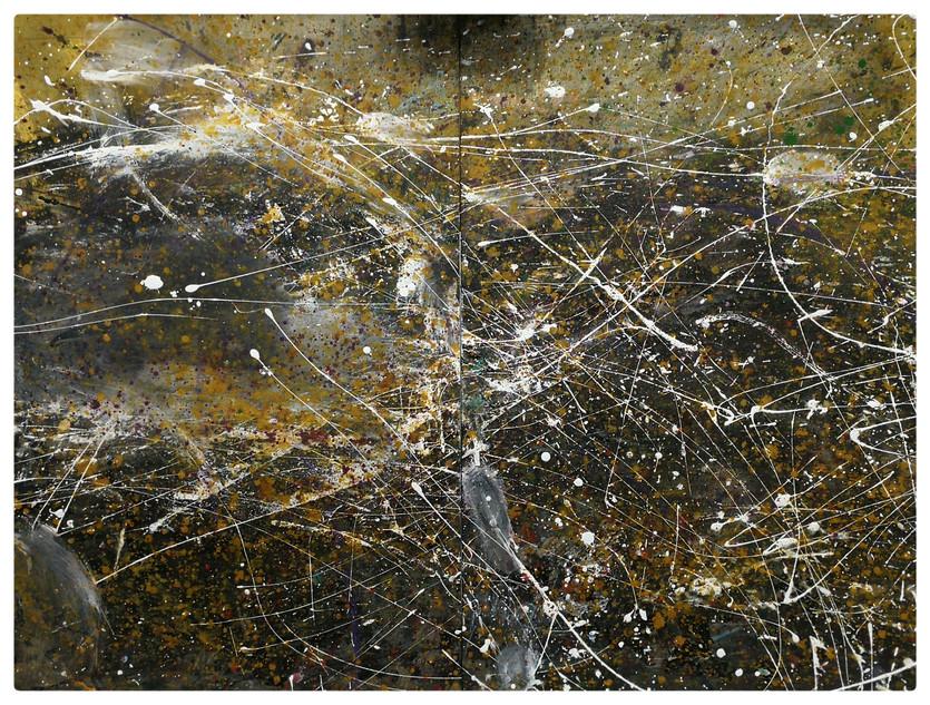 series #3 80cm x 100cm mix-medium