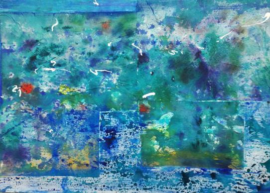 series#2 56cm x 77 cm watercolor
