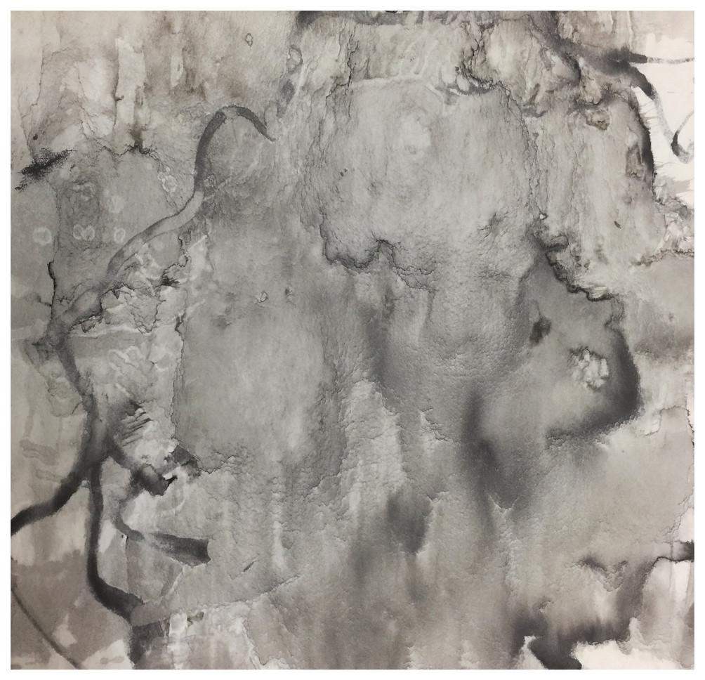 series #4 60cm x 60cm ink on paper
