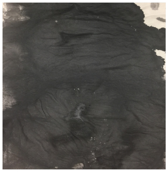 series #2 120cm x 120cm ink on paper