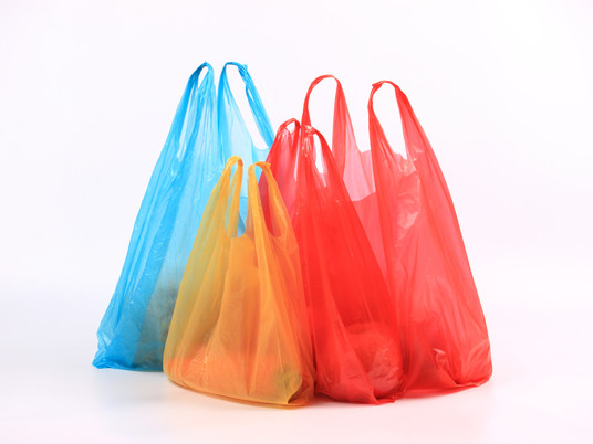 Dile ¡NO! a las bolsas de plástico
