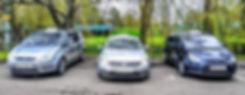 Prime Cabs Fleet