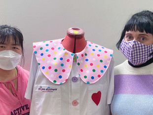 Lifting Spirits with Clown Doctor Coats