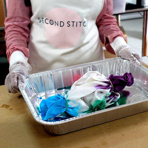 DIY Tie-Dye Kit (Tote Bag Included)