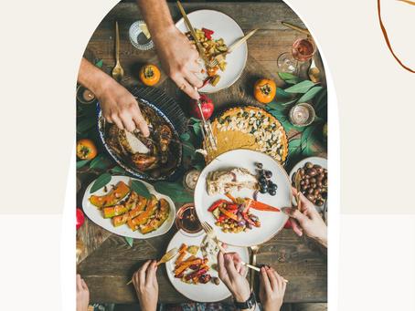Thanksgiving Survival Guide: Conversation Tips