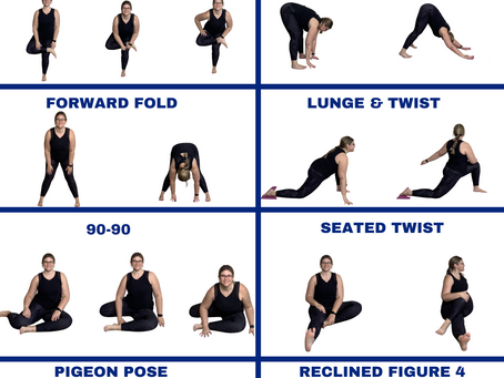 Strong for Summer: Lower Body Stretch