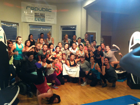 5 Benefits of Group Fitness Classes