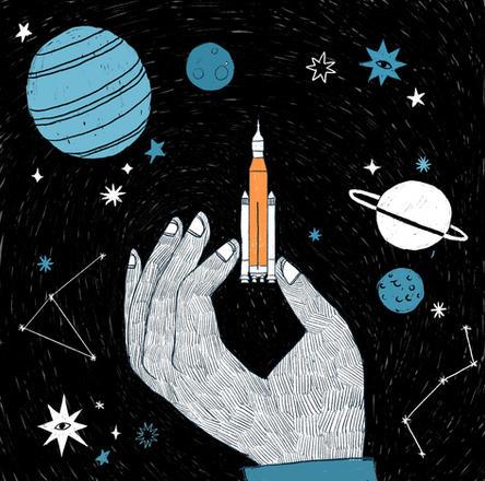 NASA'S NEW ROCKET