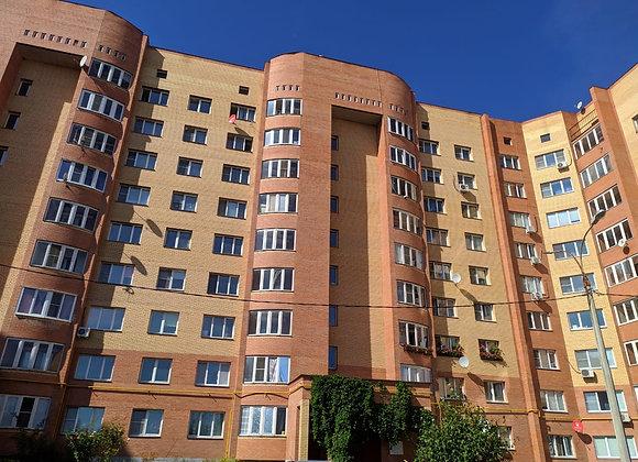 2 комнатная квартира на Сосновой