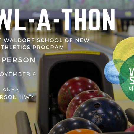 1st Annual WSNO Bowl-A-Thon to support the MIGHTY OAKS Athletic Department