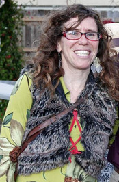 Liz Lichtman, Gardenia Nursesry Asst.