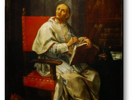 St. Peter Damian,  Cardinal Bishop & Doctor of the Church