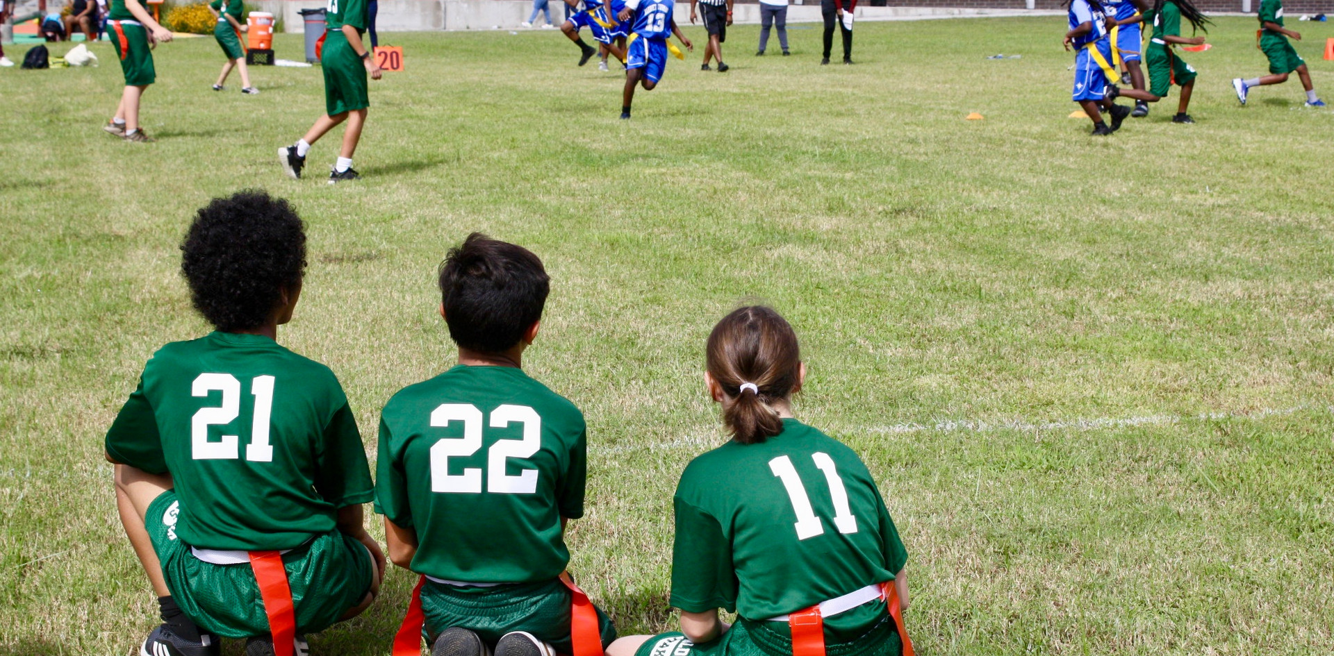 WNSO Mighty Oaks met Harriet Tubman Charter School in a great match that ended in a tie of 12 to 12