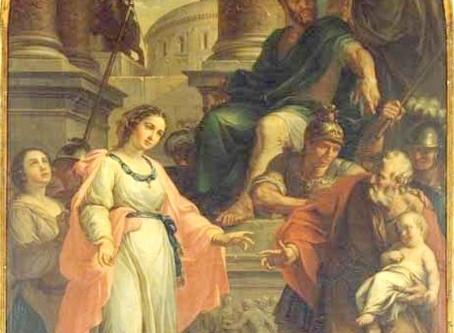 Saints Perpetua & Felicity