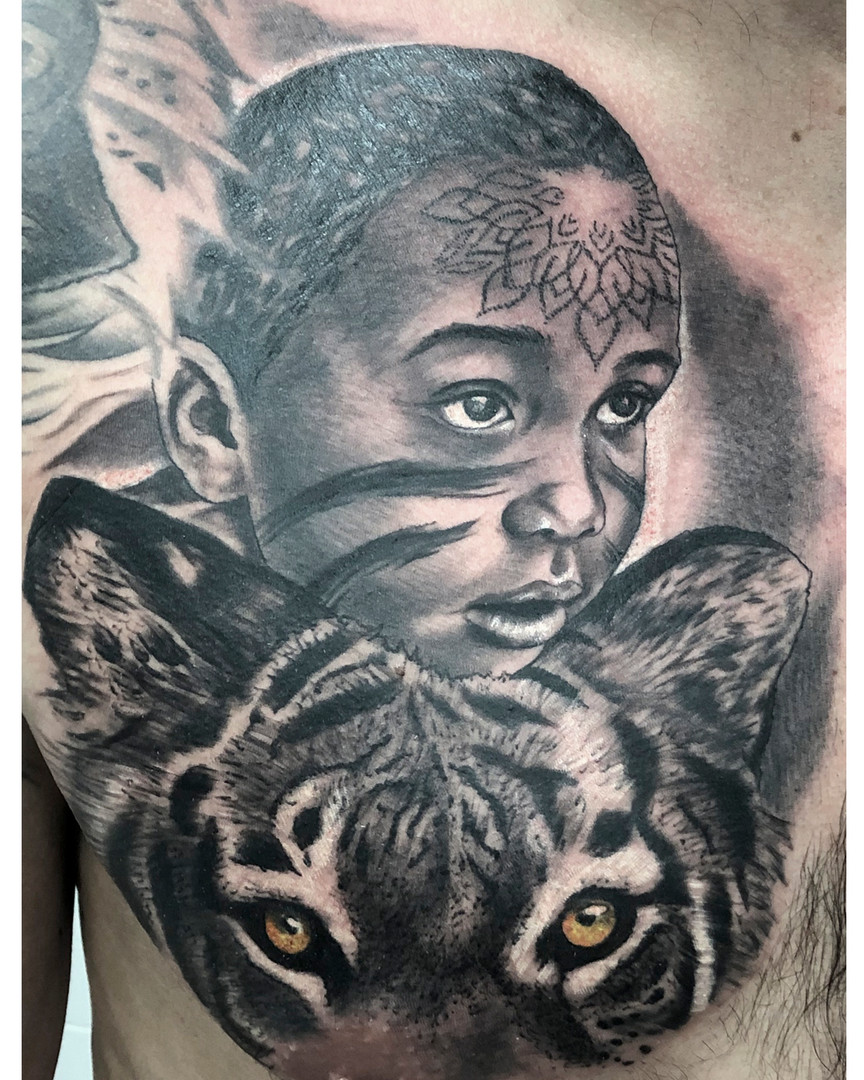 Tattoo Mataró