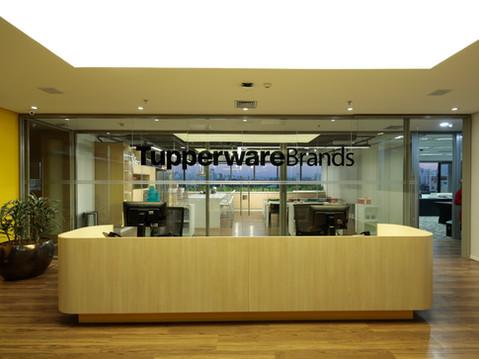 Tupperware I Escritório 2018