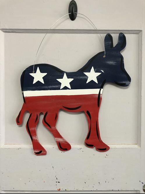 Political Door Hanger