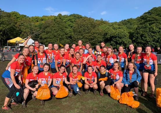 SUWHC 10K runners