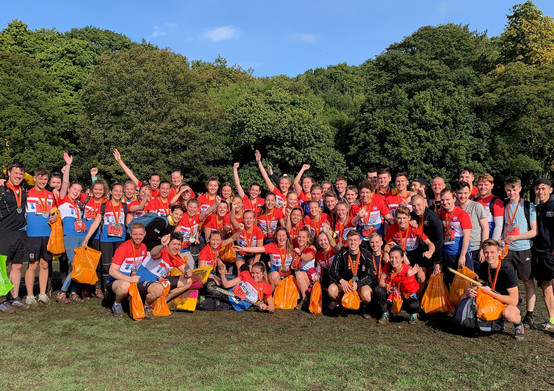All SUHC 10K runners