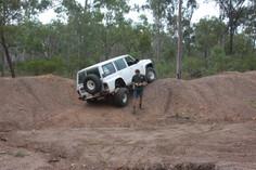 GOLD COAST 4WD CLUB EASTER TRIP APRIL 20
