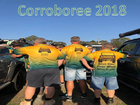 Corroboree 2018