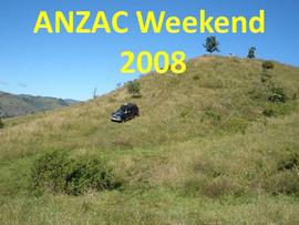 ANZAC Weekend 2008