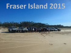 Fraser Island 2015