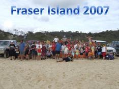 Fraser Island 2007
