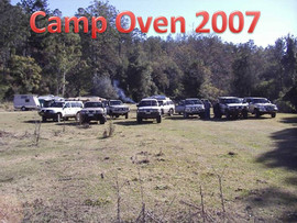 Camp Oven 2007