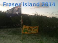 Fraser Island 2014