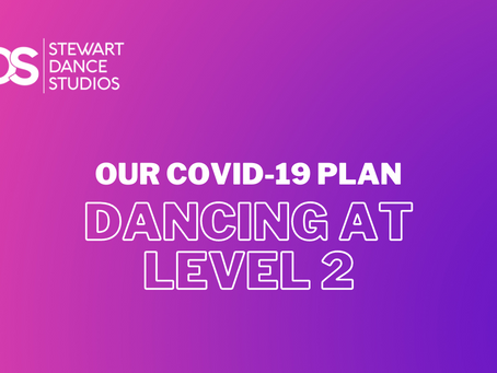 Dancing while at Level 2