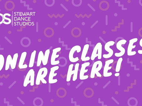 Online classes are here