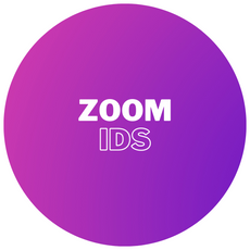 Check your Zoom IDs