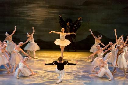 Swan Lake, Balanchine's Swan Lake