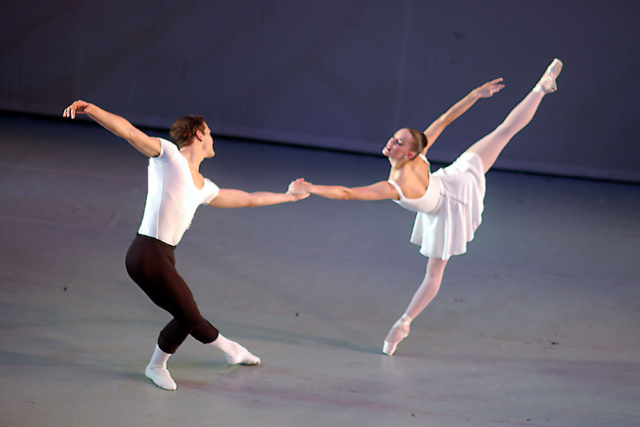 Balanchine and Beyond Spring Series: ENCORE!