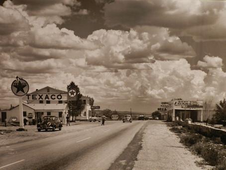Day 3- Oklahoma City to Santa Fe, New Mexico