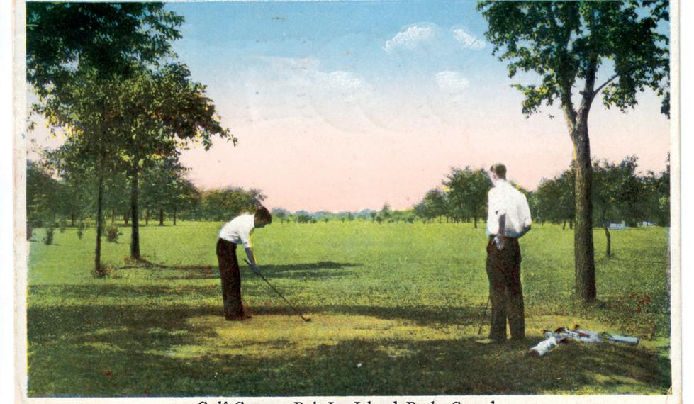 Bob-Lo Golf Course