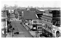 Downtown 1920s