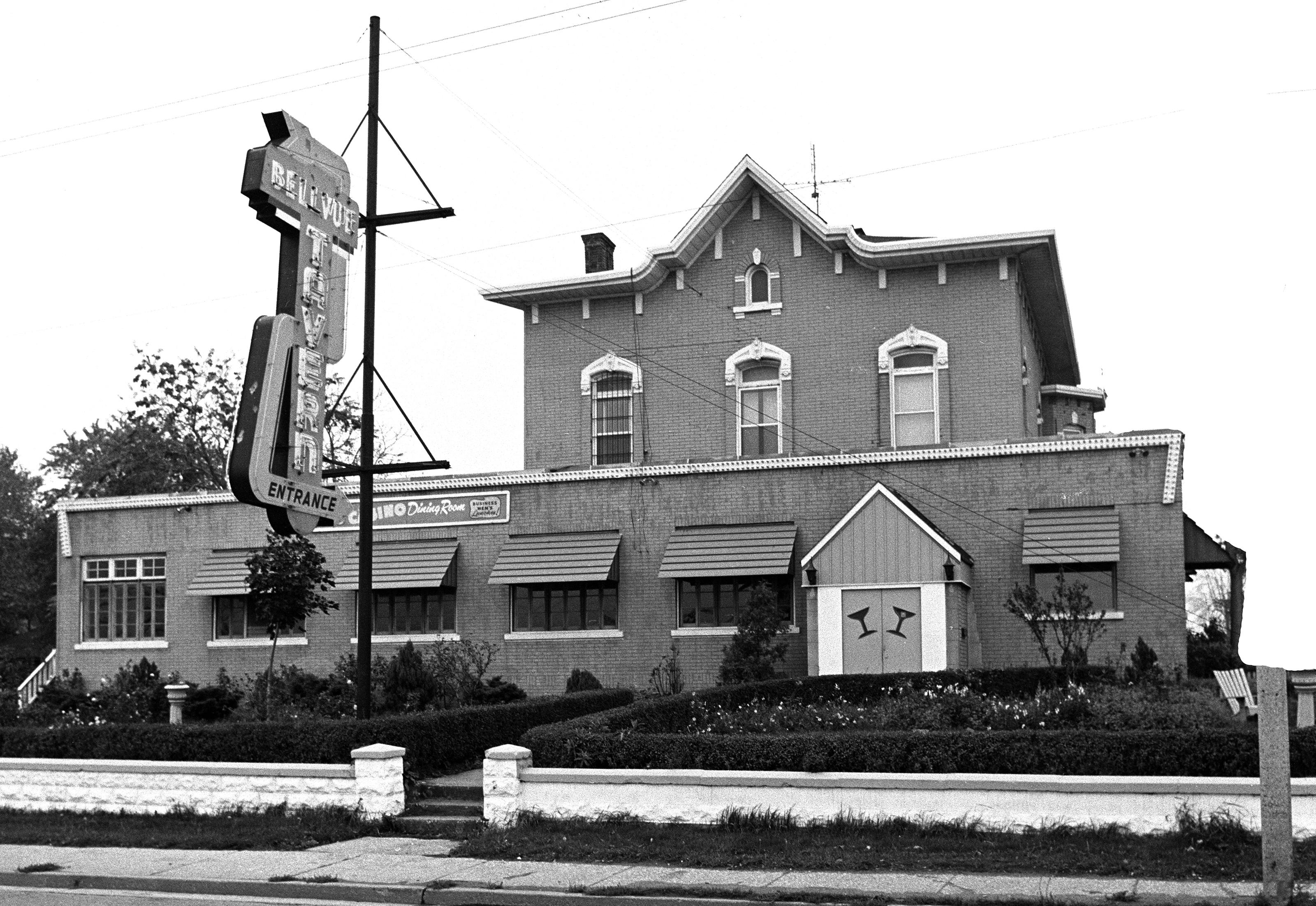 Bellevue Hotel, 1957