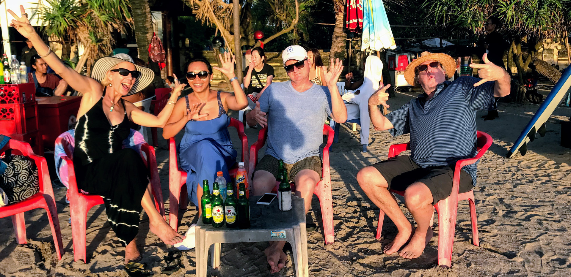 Kuta Beach Bali 2017