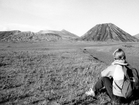 Climbing the Volcano (1986)